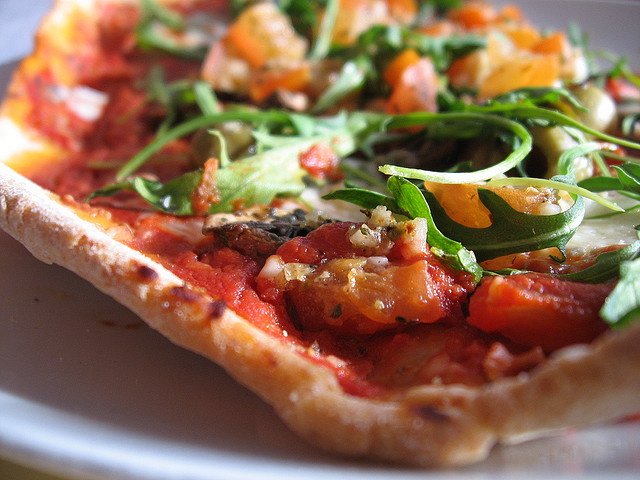 Want to Give Your Kitchen at Elevation at Washington Gateway the Night Off? Order a Pie From Bacio Pizzeria!