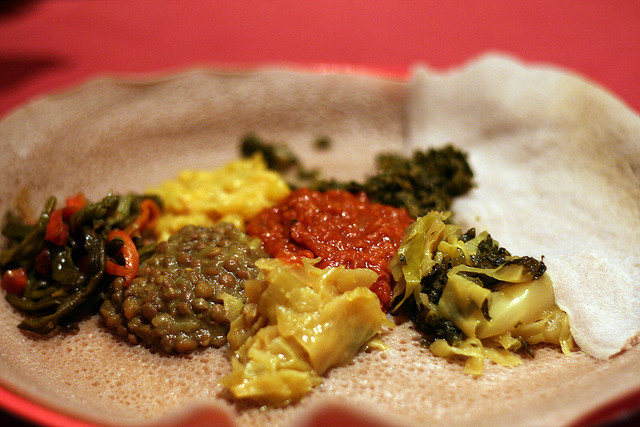 Ethiopic: Traditional Ethiopian Fare for Foodies at Elevation at Washington Gateway