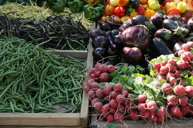 Discover Local Produce, Meats, Cheeses and More at Eastern Market