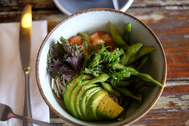 Savor Hawaiian Cuisine at Poke Papa, One of Zagat's Top Poke Spots in the Country