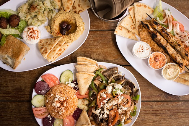 Enjoy a Modern Take on Israeli Food at Shouk