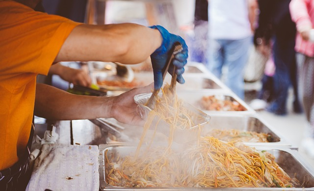 Who's Your Go-To Food Vendor at Smorgasbord DC?