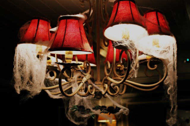 Beware of the Demon Cat at Amerighost's Washington DC Haunted Tours